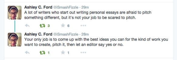 Personal Essays Are Hot, But Pitching Journalistic Pieces Is